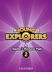 Young Explorers - ниво 2: Комплект материали за учителя - Charlotte Covill, Mary Charrington, Shona Evans, Paul Shipton -