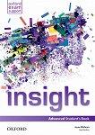 Insight - Advanced: Учебник по английски език - учебник