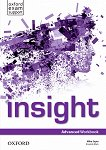 Insight - Advanced: Учебна тетрадка по английски език - Mike Sayer, Amanda Maris -