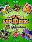 Young Explorers - ниво 1: Учебник по английски език за 3. клас - Nina Lauder, Paul Shipton -