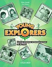 Young Explorers - ниво 1: Учебна тетрадка по английски език за 3. клас - Nina Lauder, Paul Shipton -