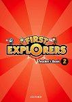 First Explorers - ниво 2: Книга за учителя по английски език -