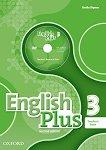 English Plus - ниво 3: Книга за учителя по английски език + DVD Second Edition - книга за учителя