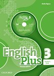 English Plus - ниво 3: Книга за учителя по английски език + DVD : Second Edition - Sheila Dignen -
