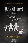 Похищението на Ани Торн - книга