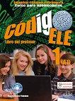 Codigo ELE - ниво 1 (A1): Книга за учителя по испански език + CD : 1 edicion - Maria Angeles Palomino -