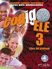 Codigo ELE - ниво 3 (B1): Книга за учителя по испански език + CD : 1 edicion - Alicia Jimenez, Juan Manuel Fernandez, Rosa Basirico -