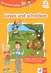 Lesen und schreiben fur 2. klasse : Работна тетрадка по немски език за 2. клас - Alexandra von Pluskow -