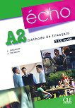 Echo - A2: 2 CD с аудиоматериали по френски език : 2e edition - J. Girardet, J. Pecheur -