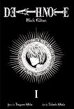 Death note - volume 1 : Black edition - Tsugumi Ohba, Takeshi Obata -