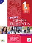 Nuevo Espanol en marcha - ниво 1 (A1): Учебник по испански език + CD : 1 edicion - Francisca Castro Viudez, Pilar Diaz Ballesteros, Ignacio Rodero Diez, Carmen Sardinero Francos -