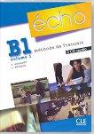 Echo - B1.1: 2 CD с аудиоматериали по френски език : 2e edition - J. Girardet, J. Pecheur -