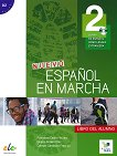 Nuevo Espanol en marcha - ниво 2 (A2): Учебник по испански език + CD : 1 edicion - Francisca Castro Viudez, Ignacio Rodero Diez, Carmen Sardinero Francos -