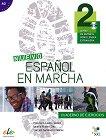 Nuevo Espanol en marcha - ниво 2 (A2): Учебна тетрадка по испански език + CD : 1 edicion - Francisca Castro Viudez, Ignacio Rodero Diez, Carmen Sardinero Francos -
