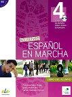 Nuevo Espanol en marcha - ниво 4 (B2): Учебник по испански език + CD 1 edicion - учебна тетрадка