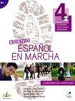 Nuevo Espanol en marcha - ниво 4 (B2): Учебна тетрадка по испански език 1 edicion - учебна тетрадка