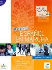 Nuevo Espanol en marcha - ниво basico (A1 - A2): Учебник по испански език + CD : 1 edicion - Francisca Castro Viudez, Pilar Diaz Ballesteros, Ignacio Rodero Diez, Carmen Sardinero Francos -