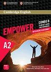Empower - Elementary (A2): Комплект по английски език Combo B - част 2 + онлайн материали - Adrian Doff, Craig Thaine, Herbert Puchta, Jeff Stranks, Peter Lewis-Jones -