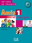 Amis et compagnie - ниво 1 (A1): Учебник по френски език за 5. клас : 1 edition - Colette Samson - помагало