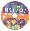Hello!: CD 2 с аудиоматериали по английски език за 4. клас - New Edition - Емилия Колева, Елка Ставрева - учебник