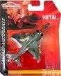 """Изтребител - Royal Navy - Метална играчка от серията """"Fantasy Motorbikes"""" -"""