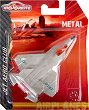 """Стелт - Usaf YF 22 - Метална играчка от серията """"Jet Aero Club"""" -"""