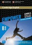 Empower - Pre-Intermediate (B1): Комплект по английски език Combo A - част 1 + онлайн материали -