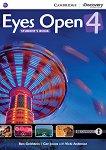 Eyes Open - ниво 4 (B1+): Учебник по английски език -