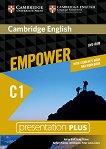 Empower - Advanced (C1): Presentation Plus - DVD-ROM с материали за учителя по английски език - Adrian Doff, Craig Thaine, Herbert Puchta, Jeff Stranks, Peter Lewis-Jones - продукт