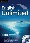 English Unlimited - Intermediate (B1 - B2): Комплект по английски език Combo A - част 1 + 2 DVD-ROM - David Rea, Theresa Clementson, Alex Tilbury, Leslie Anne Hendra, Maggie Baigent, Nick Robinson -