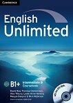 English Unlimited - Intermediate (B1 - B2): Комплект по английски език Combo B - част 2 + 2 DVD-ROM - David Rea, Theresa Clementson, Alex Tilbury, Leslie Anne Hendra, Maggie Baigent, Nick Robinson - помагало