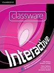 Interactive - ниво 4 (B2): Classware DVD-ROM по английски език - Helen Hadkins, Samantha Lewis, Joanna Budden -