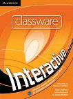 Interactive - ниво 3 (B1-B2): Classware DVD-ROM по английски език - Helen Hadkins, Samantha Lewis, Joanna Budden -