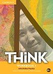 Think - ниво 3 (B1+): Учебна тетрадка по английски език - учебна тетрадка