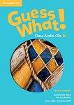 Guess What! - ниво 6: 3 CD с аудиоматериали по английски език - Susannah Reed, Kay Bentley -