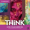 Think - ниво 2 (B1): 3 CD с аудиоматериали по английски език - Herbert Puchta, Jeff Stranks, Peter Lewis-Jones -