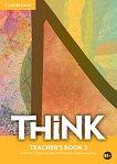 Think - ниво 3 (B1+): Книга за учителя по английски език - Brian Hart, Herbert Puchta, Jeff Stranks, Peter Lewis-Jones -