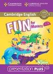 Fun - ниво Movers (A1 - A2): Presentation Plus - DVD-ROM по английски език Fourth Edition -