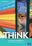 Think - ниво 4 (B2): Учебник по английски език - учебник
