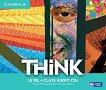 Think - ниво 4 (B2): 3 CD с аудиоматериали по английски език -