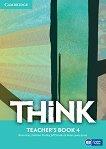 Think - ниво 4 (B2): Книга за учителя по английски език - Brian Hart, Herbert Puchta, Jeff Stranks, Peter Lewis-Jones -