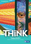 Think - ниво 4 (B2): Video DVD по английски език - Herbert Puchta, Jeff Stranks, Peter Lewis-Jones - книга за учителя
