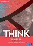 Think - ниво 5 (C1): Учебна тетрадка по английски език - Herbert Puchta, Jeff Stranks, Peter Lewis-Jones -
