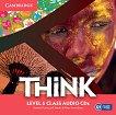 Think - ниво 5 (C1): 3 CD с аудиоматериали по английски език - учебник