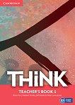 Think - ниво 5 (C1): Книга за учителя по английски език - Brian Hart, Herbert Puchta, Jeff Stranks, Peter Lewis-Jones -