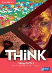 Think - ниво 5 (C1): Video DVD по английски език - Herbert Puchta, Jeff Stranks, Peter Lewis-Jones -