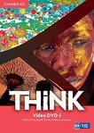 Think - ниво 5 (C1): Video DVD по английски език -