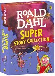 Super Story Collection - 4 book slipcase - Roald Dahl - книга