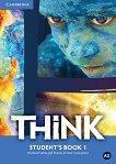 Think - ниво 1 (A2): Учебник по английски език - Herbert Puchta, Jeff Stranks, Peter Lewis-Jones -