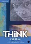 Think - ниво 1 (A2): Учебна тетрадка по английски език -